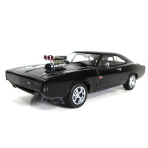 Dodge Charger RT 1970 Toretto Velozes e Furiosos 1/43 Greenlight