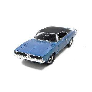 Dodge Charger R/T 1969 1/18 Hot Wheels