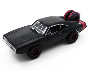 Dodge Charger Off Road Toretto Velozes e Furiosos 7 1/24 Jada