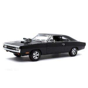 Dodge Charger 1970 Dom Toretto Velozes e Furiosos 1/18 Greenlight