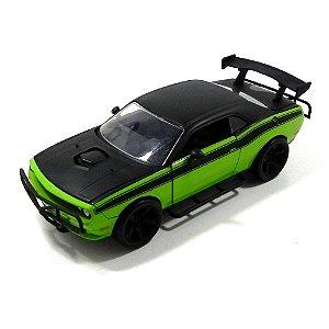Dodge Challenger Srt8 Letty Velozes E Furiosos 7 1/24 Jada Toys