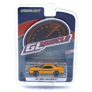 Dodge Challenger RT 2014 GL Muscle Serie 18 1/64 Greenlight