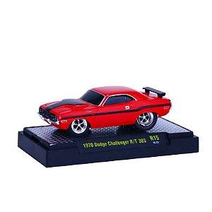 Dodge Challenger R/T 383 1970 1/64 M2 Machines