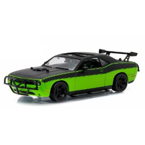 Dodge Challenger Letty's Velozes e Furiosos 7 1/43 Greenlight