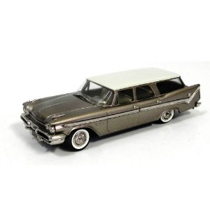 Desoto Fireflite 4-Door Station Wagon 1959 1/43 Brooklin Models