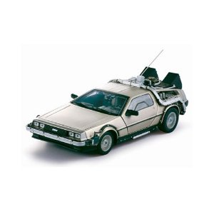 Delorean Time Machine De Volta Para o Futuro 1/18 Sun Star