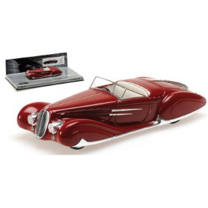 Delahaye Type 165 Cabriolet 1939 1/43 Minichamps