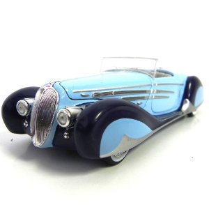 Delahaye 165 V12 1938 1/43 Whitebox