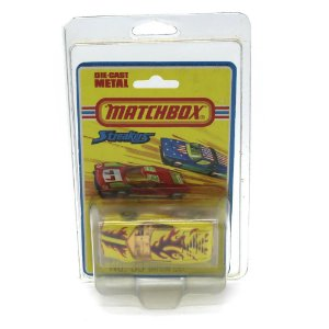 Datsun 126X Streakers N 33 1/64 Matchbox