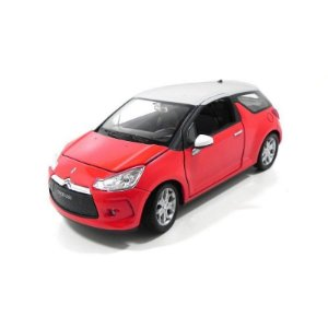 Citroen DS3 2010 1/24 Welly
