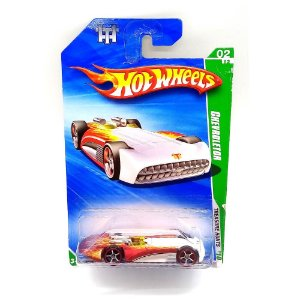 Chevroletor T Hunt 2010 1/64 Hot Wheels