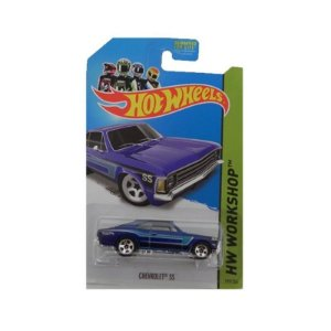 Chevrolet Ss 1/64 Hot Wheels Workshop