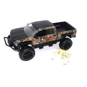 Chevrolet Silverado 2014 Realtree 1/24 Jada Toys