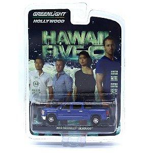 Chevrolet Silverado 2014 Hawaii Five-0 1/64 Greenlight