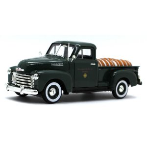 Chevrolet Pickup com Barris 1950 1/32 Signature Models
