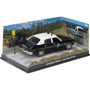 Chevrolet Nova 1/43 IXO –  007 James Bond  Viva e deixe morrer