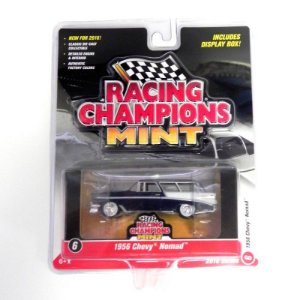 Chevrolet Nomad 1956 1/64 Johnny Lightning Racing Champions