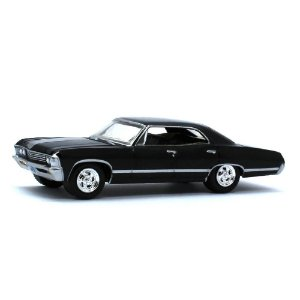 Chevrolet Impala Sedan 1967 Supernatural 1/64 Collectibles 64