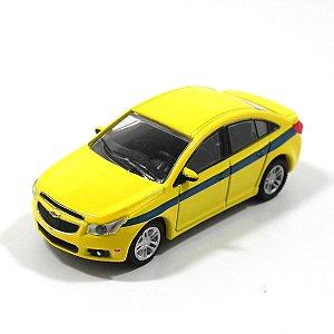 Chevrolet Cruze Taxi Rio de Janeiro 1/64 Greenlight California Collectibles 64
