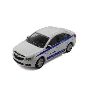 Chevrolet Cruze Táxi Guarulhos 1/64 Greenlight California Collectibles 64