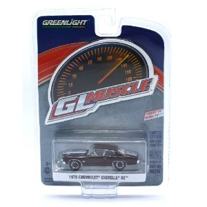 Chevrolet Chevelle SS 1970 GL Muscle Serie 19 1/64 Greenlight