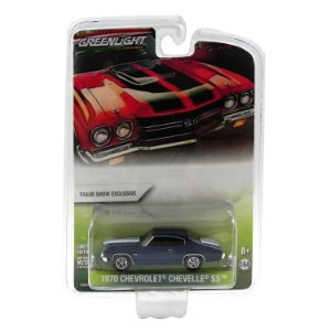 Chevrolet Chevelle 1/64 Greenlight