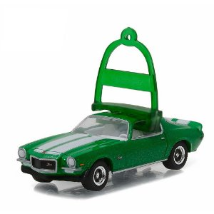 Chevrolet Camaro Z28 1970 Holiday Ornaments 1/64 Greenlight