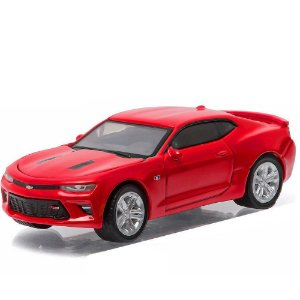 Chevrolet Camaro SS 2016 1/64 Greenlight