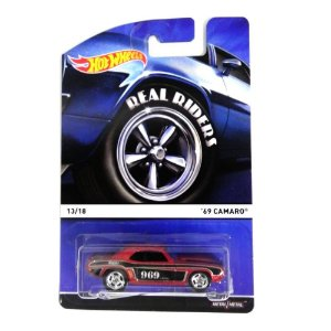 Chevrolet Camaro 1969 1/64 Hot Wheels