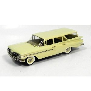 Chevrolet Brookwood 4-Door S W 1959 1/43 – Brooklin Models