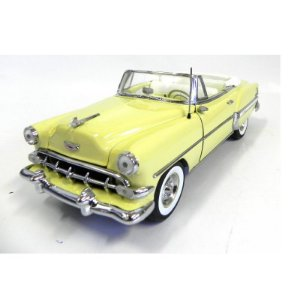 Chevrolet Bel Air Open Convertible 1954 1/18 Sun Star