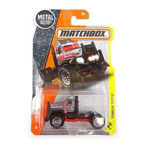 Caminhão Torque Titan 1/64 Matchbox