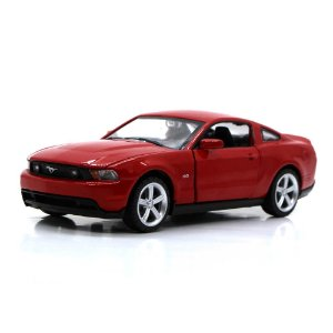 Ford Mustang GT 2012 Luz Som Fricção 1/32 California Action