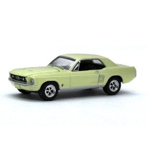 Ford Mustang Coupe 1967 The Walking Dead 1/64 Greenlight California Collectibles 64