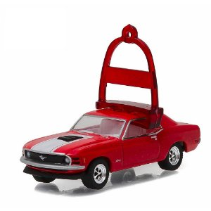 Ford Mustang 1970 Holiday Ornaments 1/64 Greenlight