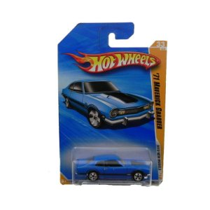 Ford Maverick Grabber 1971 1/64 Hot Wheels 2010 New Models