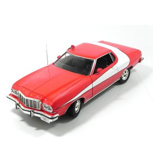 Ford Gran Torino Starsky Hutch 1/18 Greenlight