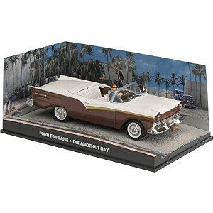 Ford Fairlane 1/43 IXO –  007 James Bond  Um novo dia para morrer