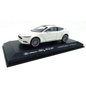 Ford Evos Concept Nuremberg Toy Fair 2014 1/43 Norev
