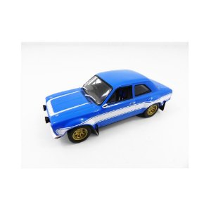 Ford Escort 1974 Brian Velozes e Furiosos 6 1/43 Greenlight