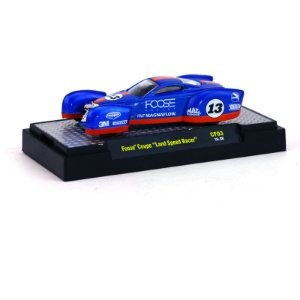 Foose Coupe Land Speed Racer 1/64 M2 Machines