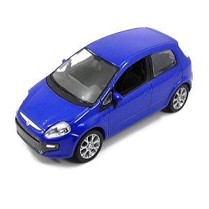 Fiat Punto 2012 Azul 1/43 Norev