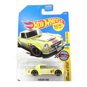 Fairlady 2000 1/64 Hot Wheels Legends Of Speed