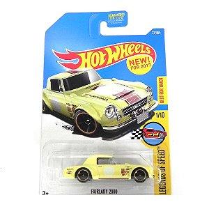 Fairlady 2000 1/64 Hot Wheels Legends Of Speed