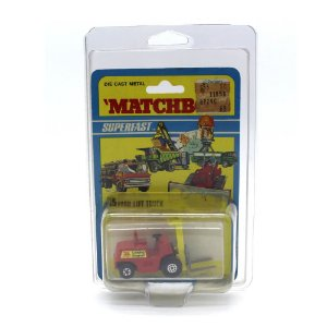 Empilhadeira Fork Lift Superfast N 15 1971 1/64 Matchbox