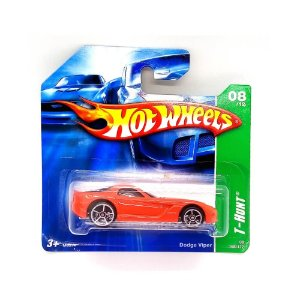 Dodge Viper T Hunt 2008 1/64 Hot Wheels