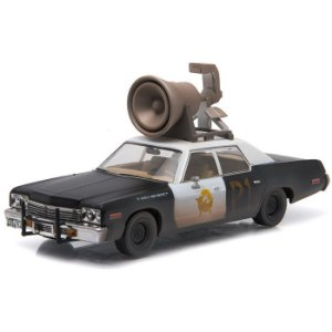 Dodge Monaco Bluesmobile The Blues Brothers 1974 1/43 Greenlight