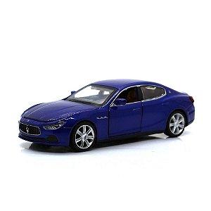 Maserati Ghibli Com Luz Som Fricção 1/32 California Action