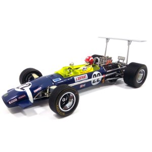 Lotus Type 49B 1968 Jo Siffert 22 F1 1/18 Exoto