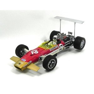 Lotus Ford Type 49B Andretti 12 F1 1/18 Exoto